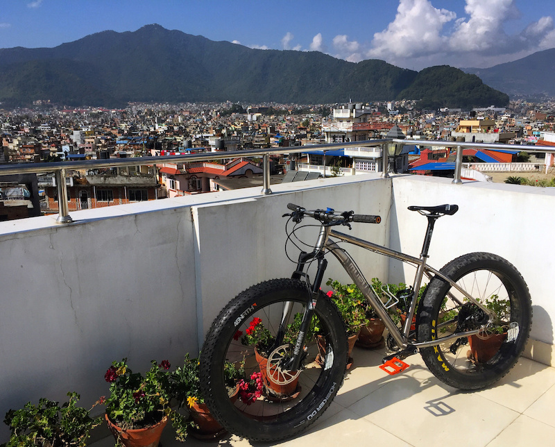 Ready to rumble in Kathmandu
