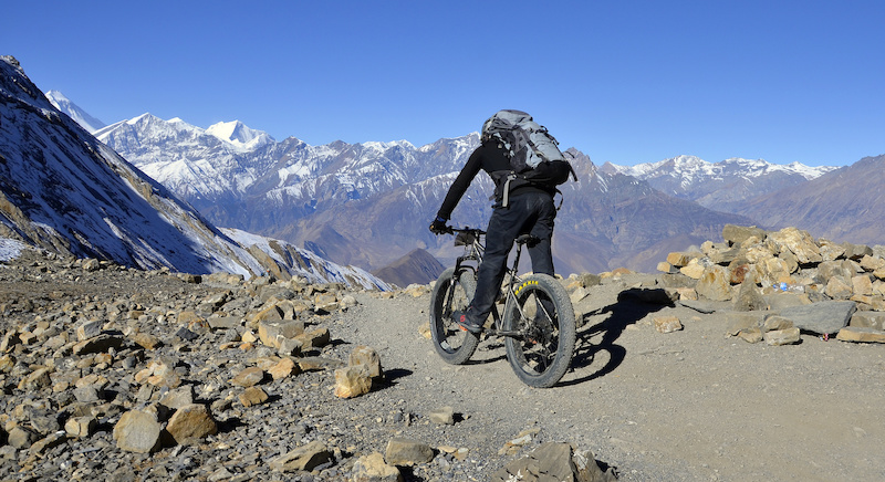The Yak Attack Fatbike Challenge For Nepal