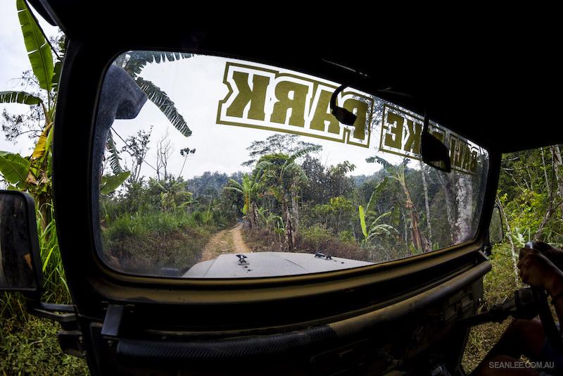 Bali shuttles