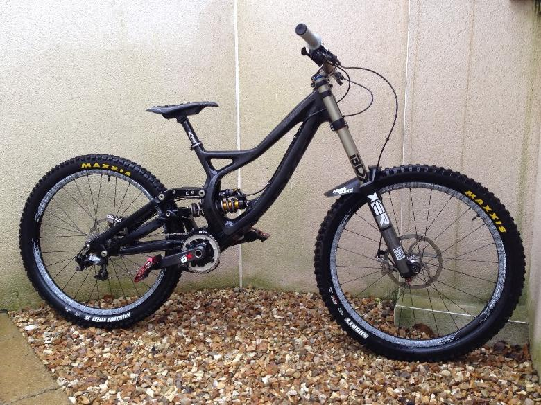 Specialized S-Works Demo 8 - Small