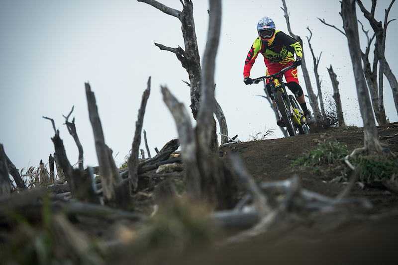 Images from Red Bull Japan for Steve Smith article.