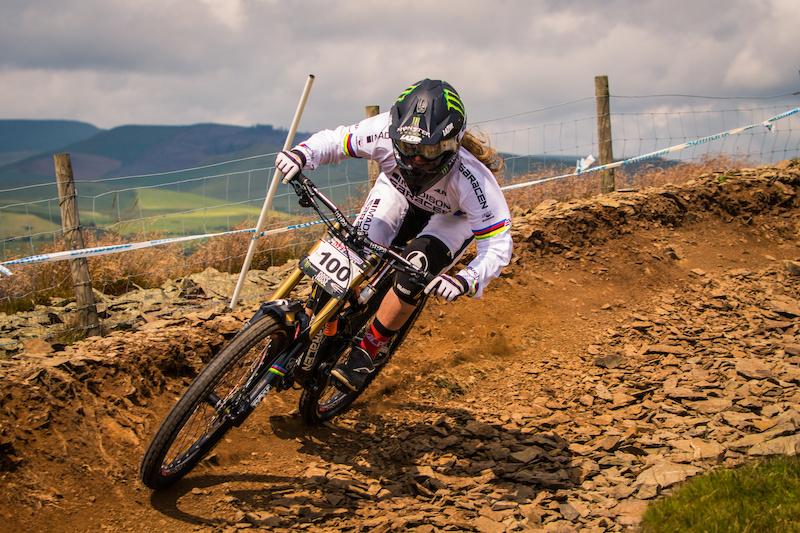 2015 British Downhill Series, Round 5 at Moelfre, Wales, UK.