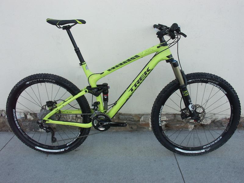2015 Trek Fuel Ex 9 8 650b 19 5 New Parts For Sale