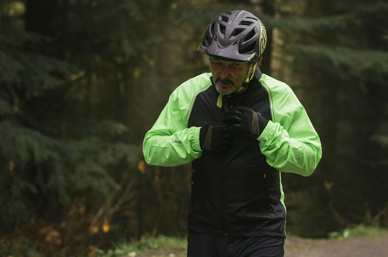 Pearl Izumi Ride Men/'s Elite Barrier Convertible Jacket
