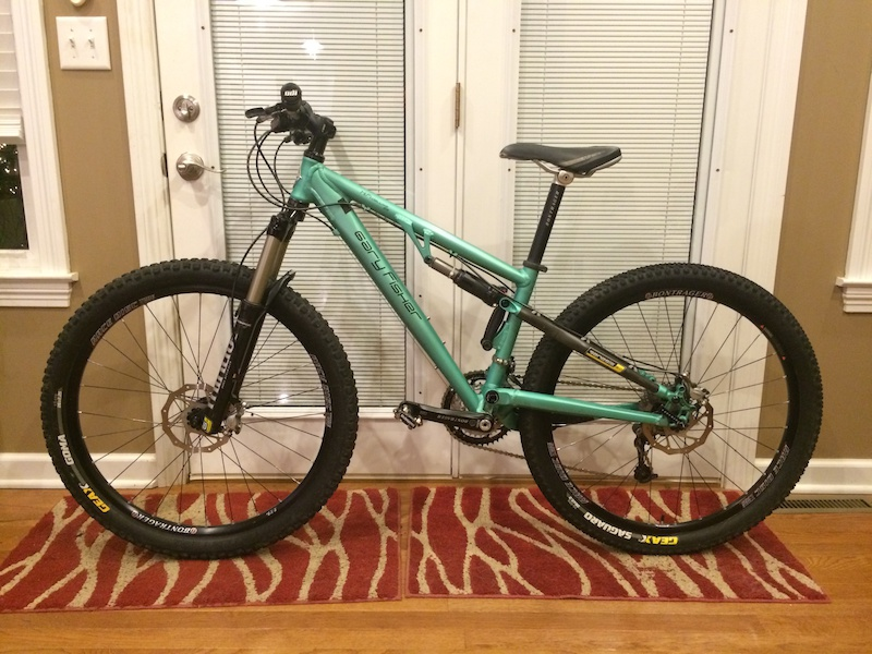 2007 Gary Fisher Hifi Deluxe Gs Mountain Bike For Sale