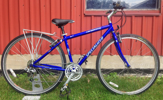 Bicycle Tune Up >> 1998 Specialized Crossroads A1 Elite Hybrid Bike 16in ...