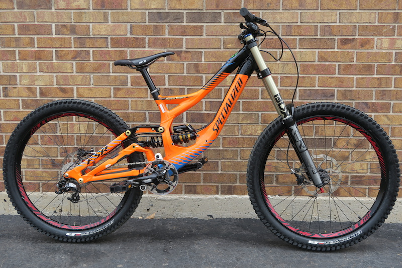 2012 Specialized Demo 8 Troy Lee Designs Edition For Sale