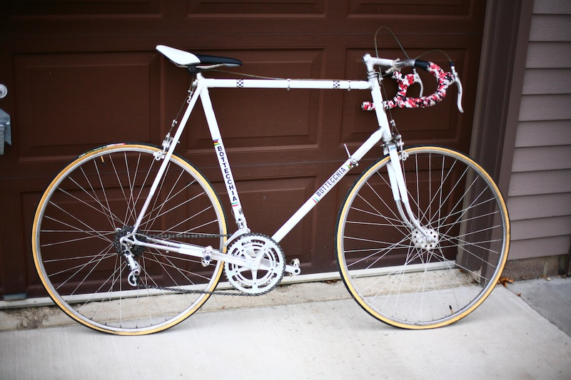 Vintage Bottecchia 10 Speed Road Bike For Sale