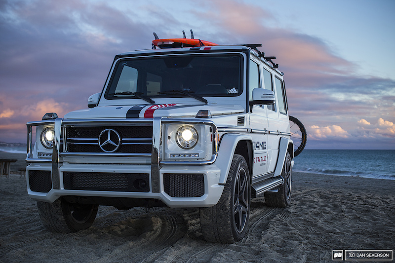 Traveling The World In Style Richie Schley S Mercedes