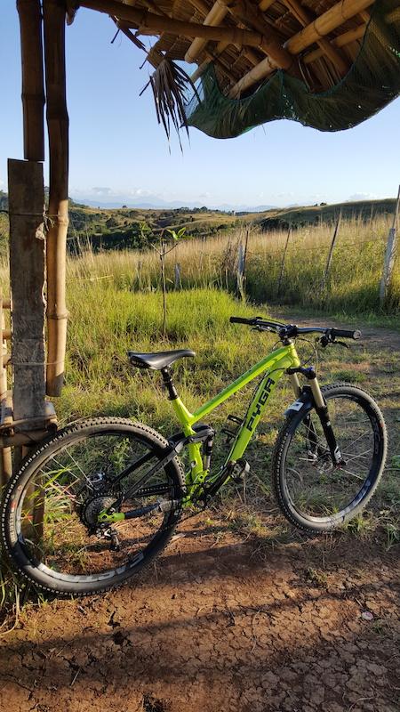 Sandugo Basekamp Trail Mountain Bike Trail