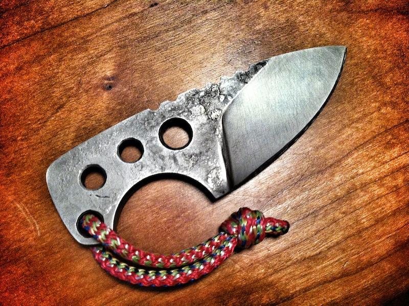 little neck knife