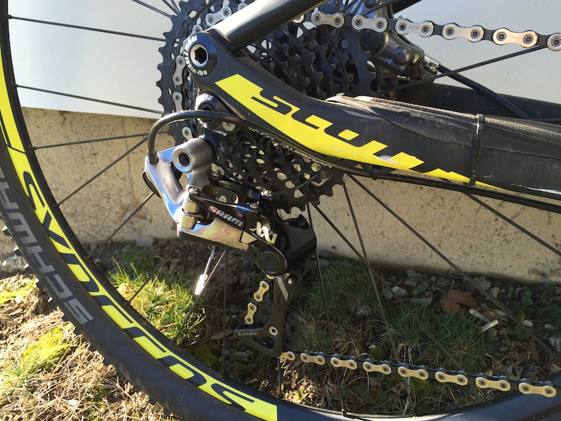2017 Scott Spark RC 700 World Cup For Sale