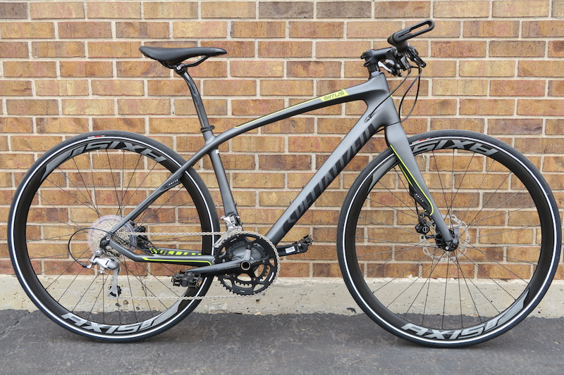 2014 SPECIALIZED SIRRUS COMP CARBON For Sale