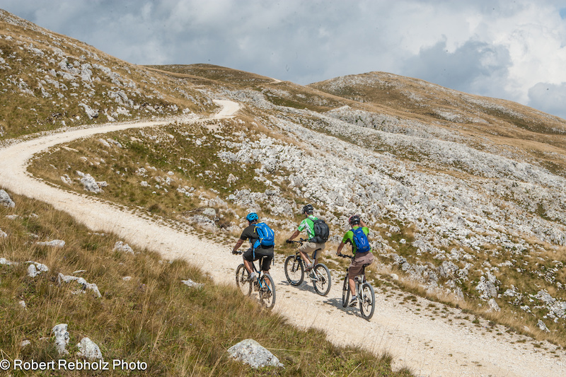 East Meets West - Big Mountain Riding in Bosnia amp Herzegovina