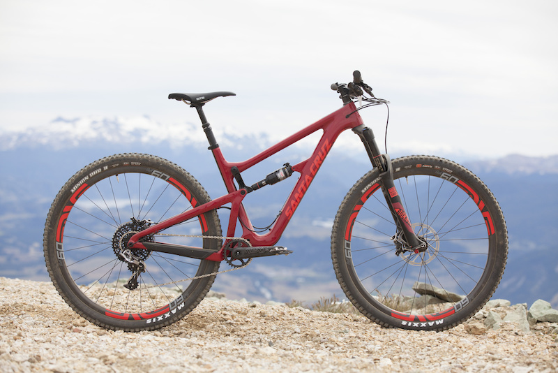 136731a26f7 Santa Cruz Hightower - First Ride - Pinkbike