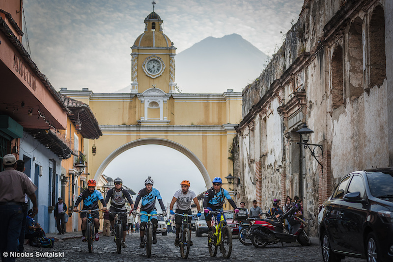 Singletrack and Beers in Guatemala - Photo Epic