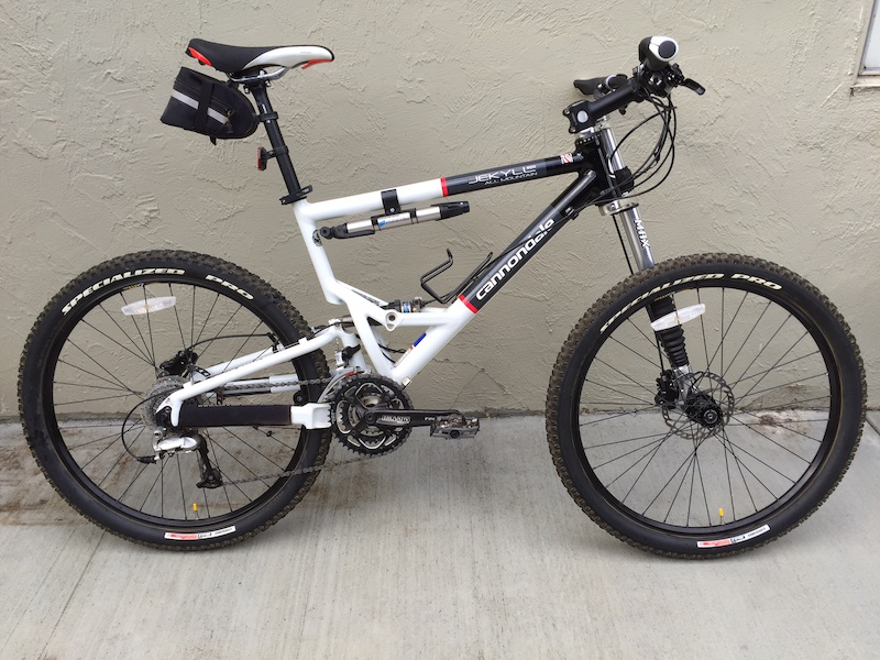 2004 Cannondale Jeckyll 800 Large For Sale