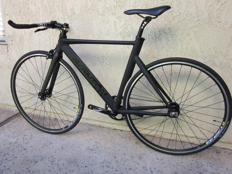 2015 Aventon Mataro (Near New) Custom Build (Size 52) For Sale
