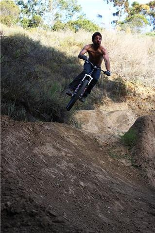 old dirt jumping picture