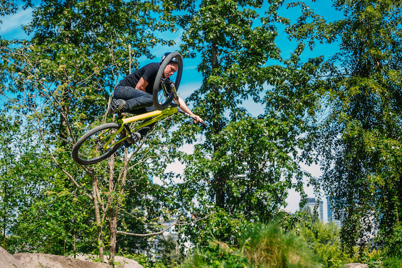 Coverage of the 2015 Dunbar Dirt Jam