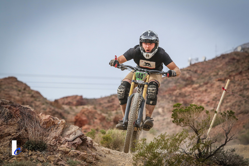 1st Place Men s Category 1 30-39 DVO Mob n Mojave. Photo by Ian Cook