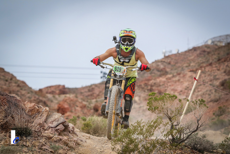 1st Place Men s Category 3 30-39 DVO Mob n Mojave. Photo by Ian Cook