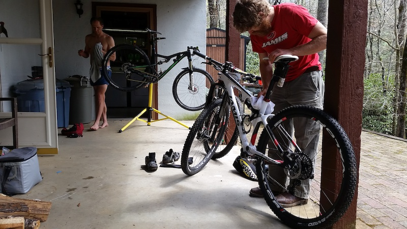 Stage Racing bike care by Jeff Plassman