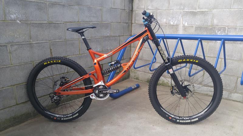 Transition TR500 XL custom build