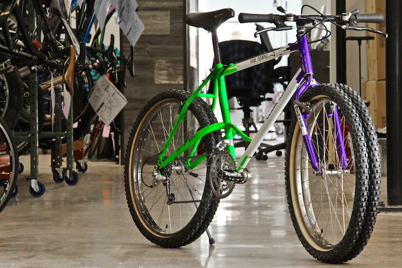 Now THAT Was a Bike: 1992 MBS Clark-Kent Fat Bike