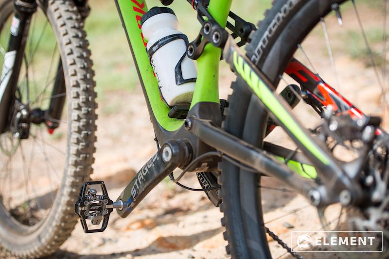 Jared s S-Works bike.