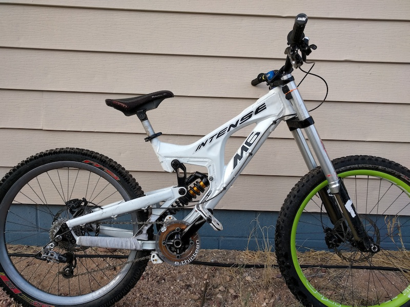 2008 Intense M6 Medium with Shiver DC fork For Sale