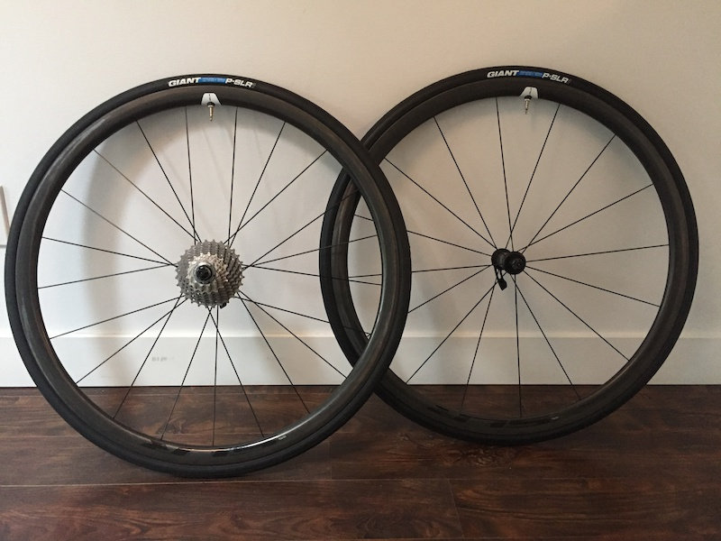 Bikes Online Canada >> 2016 Giant SLR 0 Carbon Climbing Wheels For Sale
