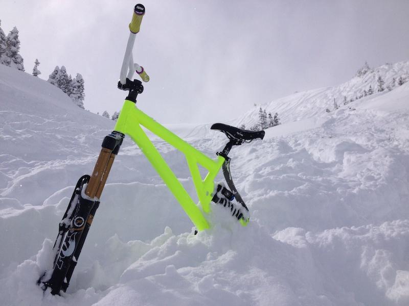 Ski Bike For Sale >> 2014 Lenz Ski Bike For Sale