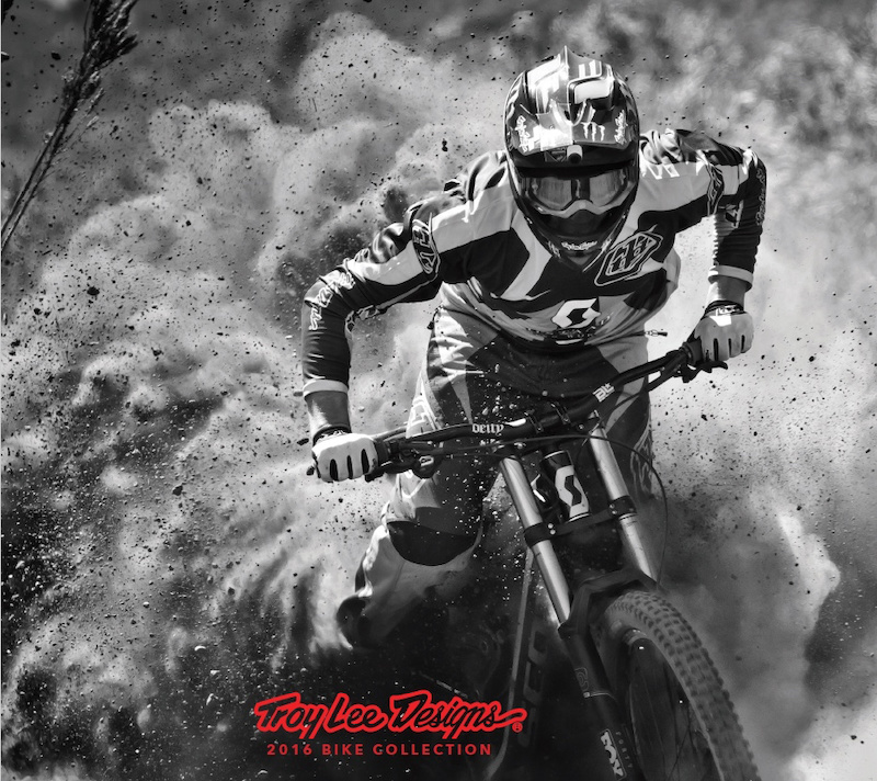 9aca1d00d 2016 Troy Lee Designs Apparel and Protection Range - Pinkbike