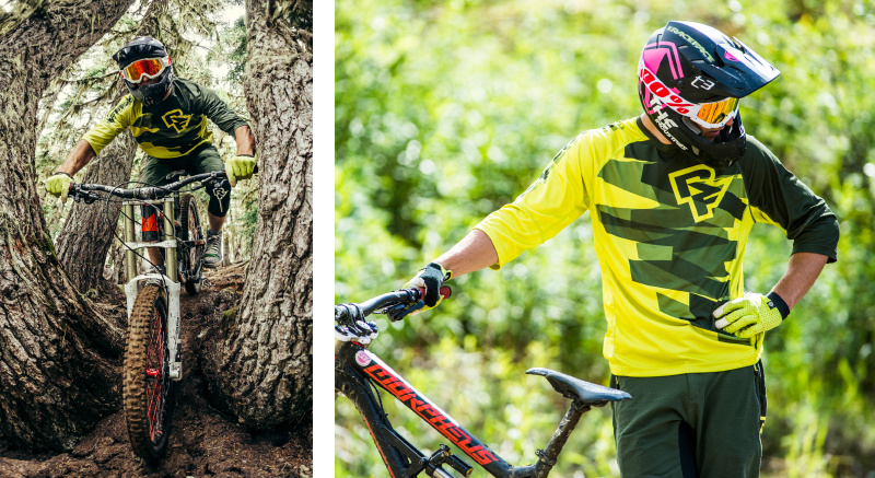 First Look 2016 Race Face Soft Goods Launch Video Pinkbike