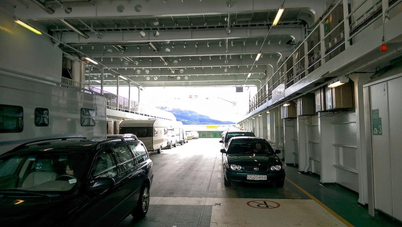 Taking ferries as part of your journey is all part of the ride in Norway most are heavily subsidised and are not too expensive well for Norway anyway we ended up paying about 100-150NOK 8-12 for each one