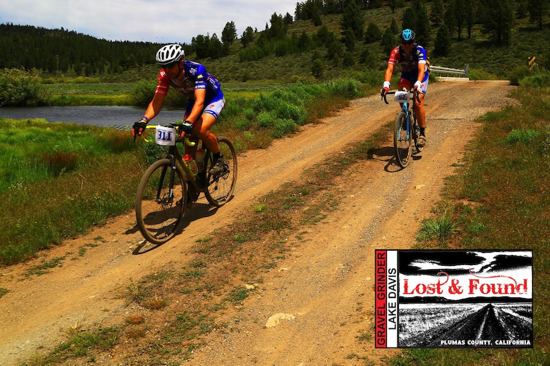 100 miles of gravel grinding roads await you at the Lost and Found.
