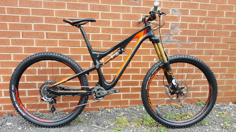 Scott Genius LT 700 Tuned - DownhillVPs Bike Check