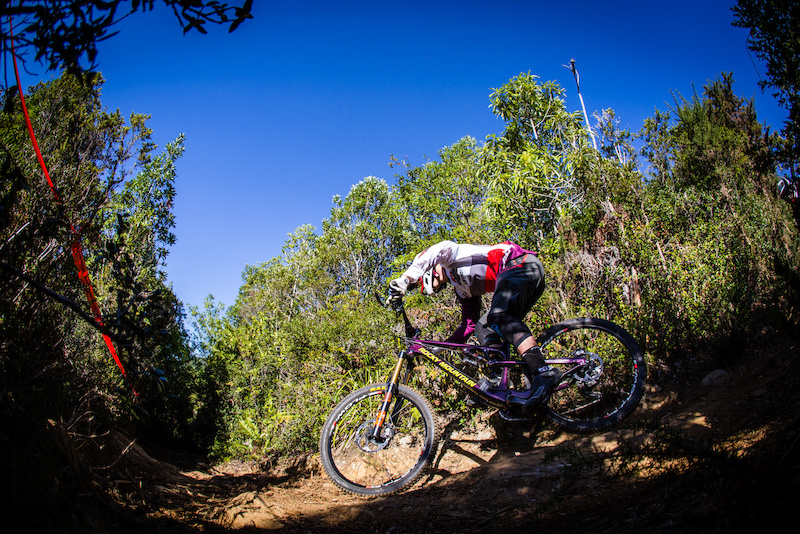 3945c59576a The Rocky Mountain Bicycles Urge bp Rally Team in Chile for EWS ...
