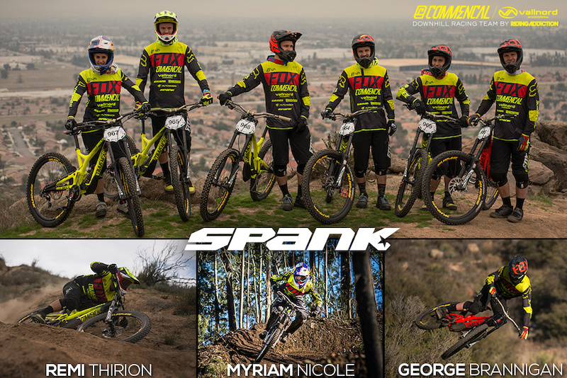 Testing and development with the Riding Addiction crew has helped SPANK bring its revolutionary Bead Bite technology to the DH FR scene.
