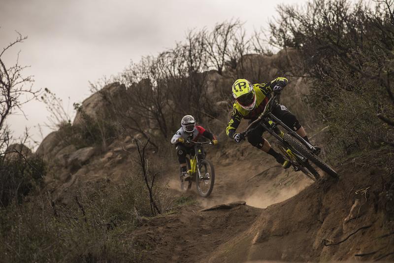 Kyle Strait and R mi Thirion
