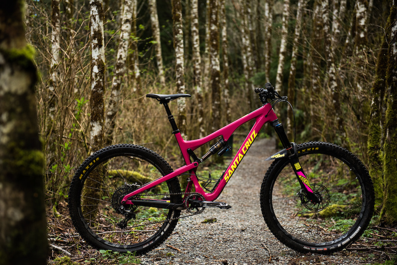 Santa Cruz Bronson 2017 >> Santa Cruz Bronson Review Pinkbike