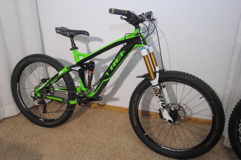 2012 Trek Slash 9 Custom For Sale