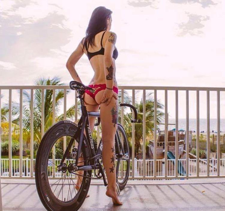 Butts n bikes