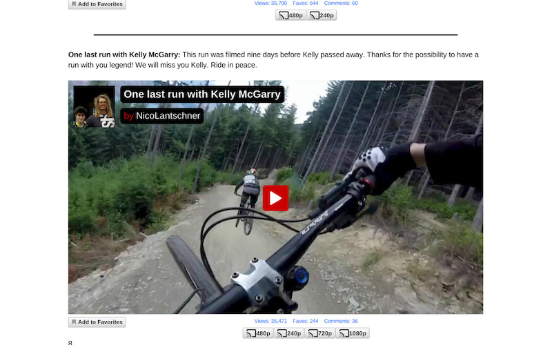 Cast Pinkbike videos to Chromecast/Android TV devices - Chrome