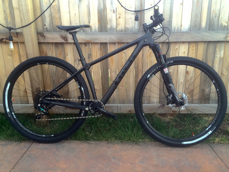 2016 Trek Procaliber 9 8 Sl Price Drop For Sale