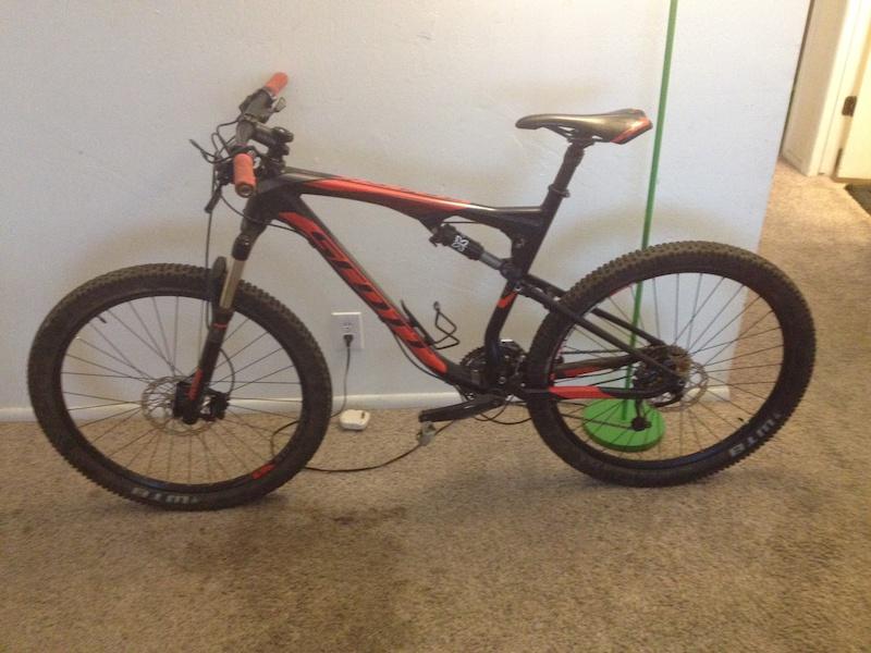 Scott Spark 760 Crosscountry / Trails Mountain Bike 2016