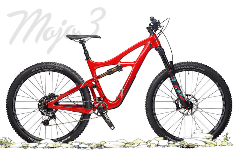 Ibis Mojo 3 Special Blend