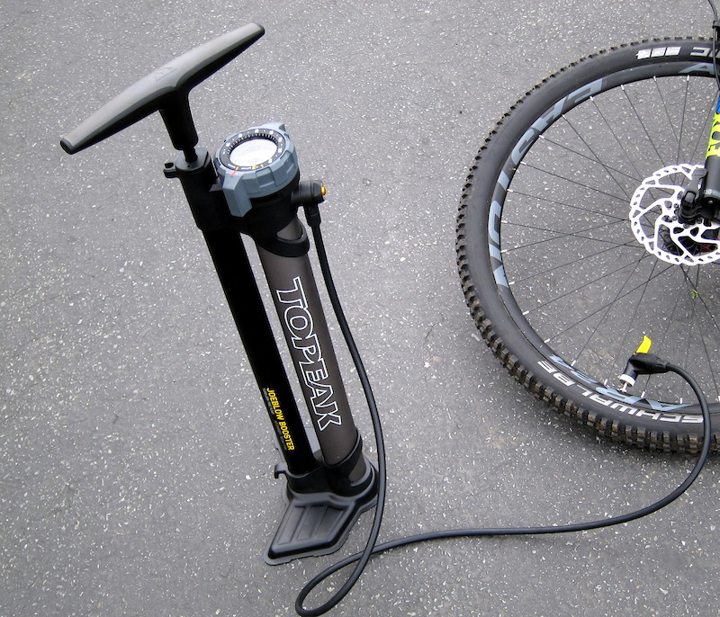Inflator Topeak Joe Blow Booster Floor Pump