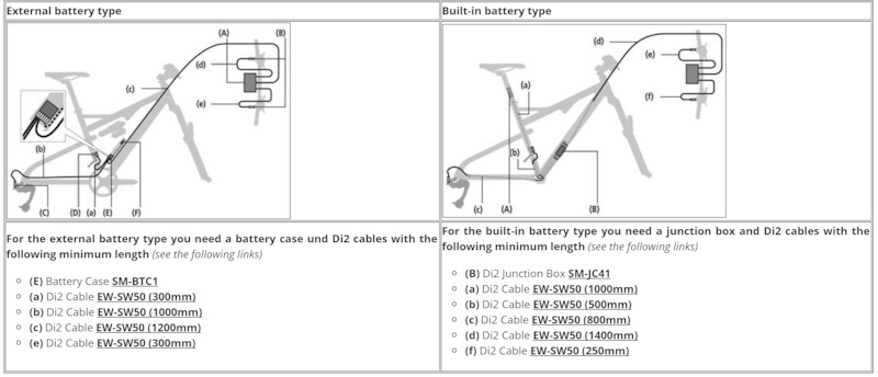 Di2 Information - Page 2 - Pinkbike Forum on electronic wiring diagram, road wiring diagram, telephone junction box wiring diagram, lights wiring diagram, bike wiring diagram,
